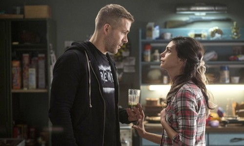 The place for the Latest Film Reviews 2016 - DEADPOOL - Ryan Reynolds and Morena Baccarin