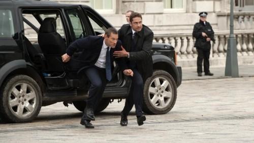 Only the Latest Movie Reviews 2016 - LONDON HAS FALLEN - Starring Gerard Butler, Aaron Eckhart, Morgan Freeman