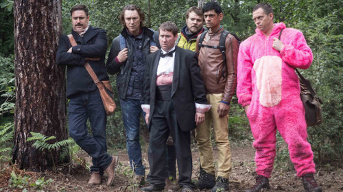 Find the Latest TV Reviews 2016 - STAG - BBC2 Comedy