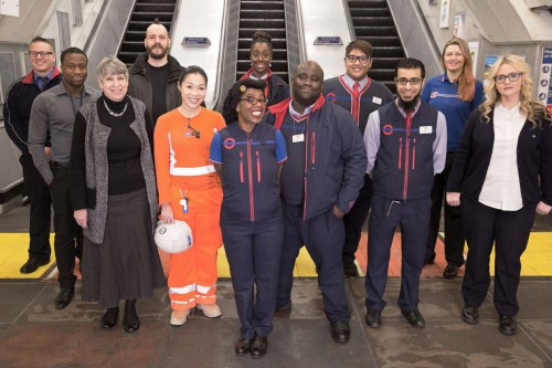Only the Latest TV Reviews 2016 - THE TUBE GOING UNDERGROUND - CHANNEL 5
