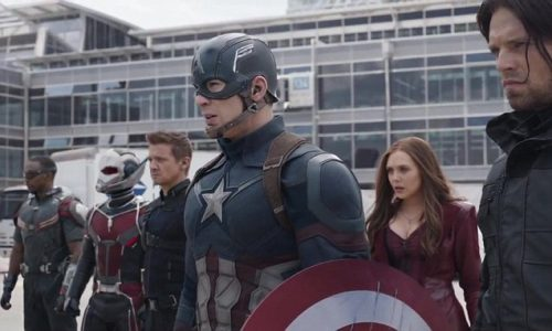 The place to find the Latest Film News 2016 - CAPTAIN AMERICA CIVIL WAR