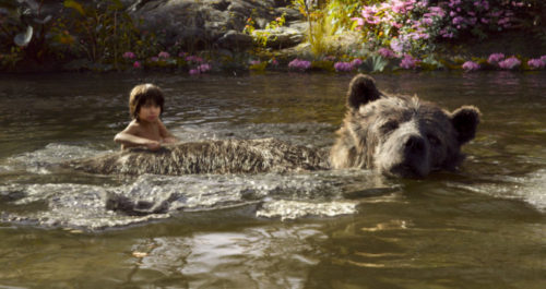 Find the Latest Film Reviews 2016 - DISNEY JUNGLE BOOK - Mowgli and Baloo