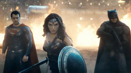 Read the Latest Film Reviews 2016 - BATMAN VS SUPERMAN - GAL GADOT; BEN AFFLECK; HENRY CAVILL