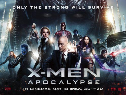 Find the Latest Film Reviews 2016 - X-MEN APOCALYPSE