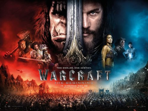 Read the Latest Film Reviews: WARCRAFT (2016)