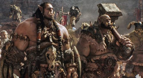 Always the Latest Film Reviews - WARCRAFT - Orcs