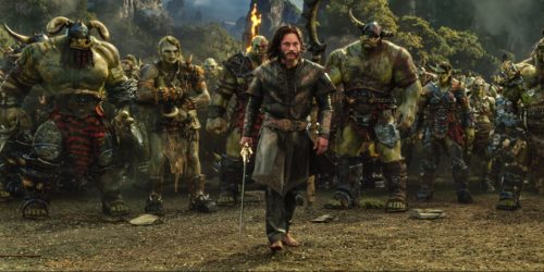 The place to find Latest Movie Reviews 2016 - WARCRAFT Movie - Anduin and Orcs
