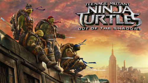 Read the latest reviews - TMNT Out of the Shadows (2016) - Film Reviews